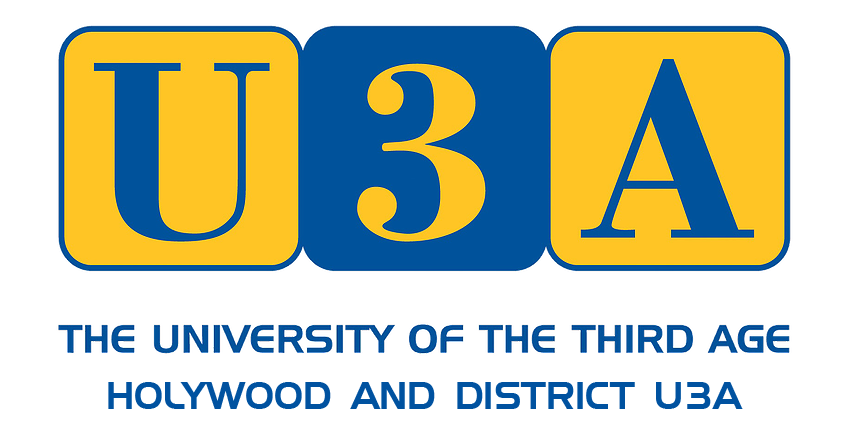 Holywood & District U3A Logo